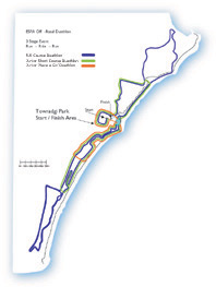 Click here to view the Course Map.